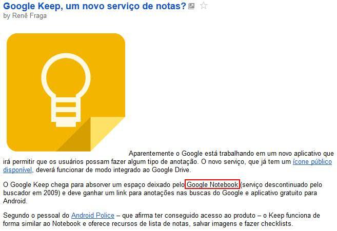 novoServicoGoogle